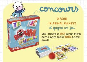 Concours dessine un animal bizzare