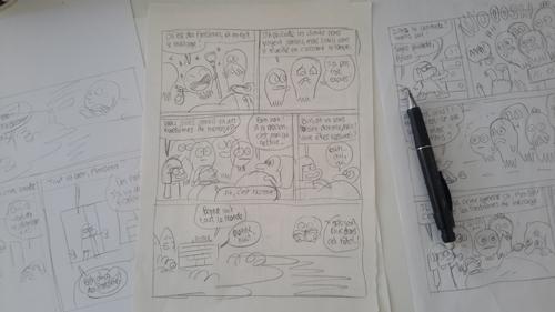 storyboard BD