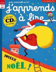 Joyeux Noël - J'apprends à lire Magazine