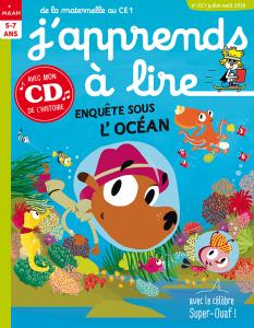 J'apprends à lire : enquête sous l'océan