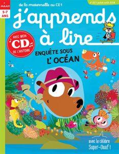 J'apprends à lire - Enquête sous l'océan