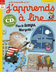 J'apprends à lire Magazine : Pas le temps, Margotte !