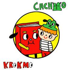 Héros J'apprends à lire Krokmo et Cachmo