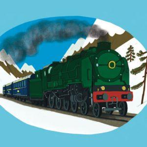 Enquête à bord de l'Orient Express
