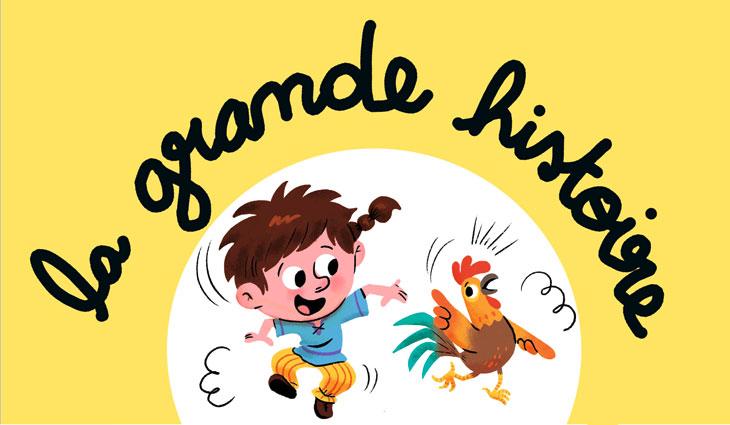 La grande histoire J'apprends à lire : Vic, le petit gaulois