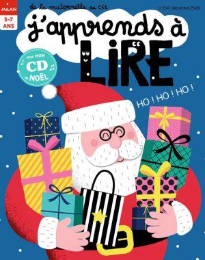 Un Noël abracadabrant - Magazine J'apprends à lire